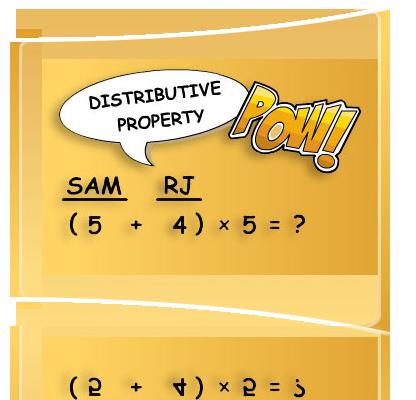 distributive property studyjams math scholastic com