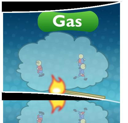 Solids, Liquids, Gases: StudyJams! Science   Scholastic com